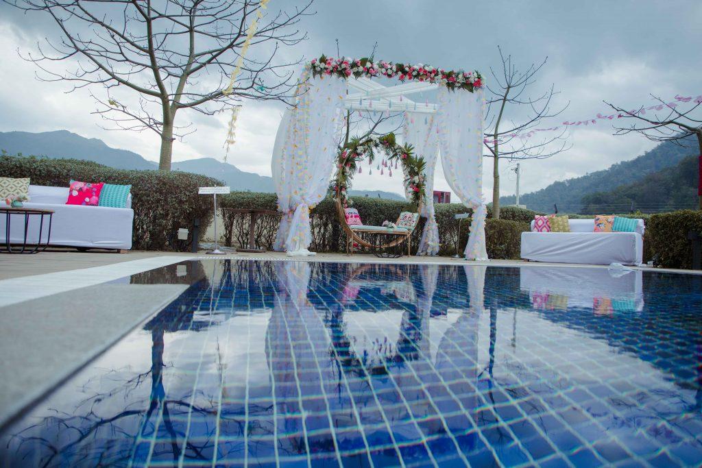 Destination weddings in jim corbett